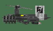 Frequency Range 216.0125-216.9875 MHz Listen Technologies LR-4200-216 Intelligent DSP RF Receiver Integrated Neck Loop//Lanyard with DSP Loop Driver 216 MHz Dark Grey