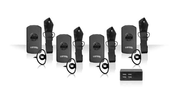 RF Intelligent DSP Receiver 4-Pack