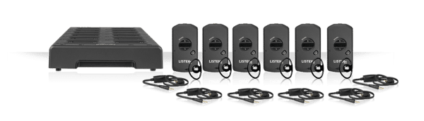 IR Advanced Intelligent DSP Receiver 6-Pack