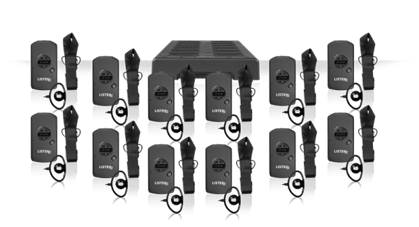 RF Advanced Intelligent DSP Receiver 12-Pack