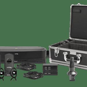 ListenIR iDSP Portable System