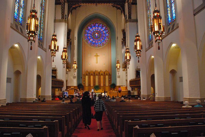 First Presbyterian Church Listen Technologies
