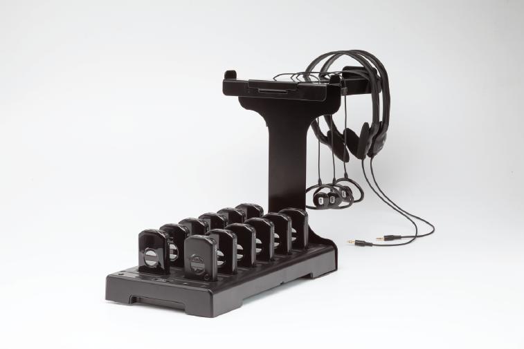 Intelligent Cable Management Unit - Listen Technologies