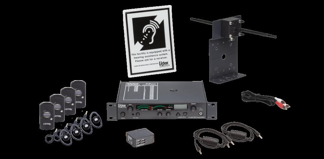 Listen iDSP Advanced Level II Stationary RF System (72 MHz) - Listen ...
