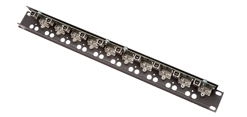 10-Channel Analog to Digital Converter Panel (Discontinued)