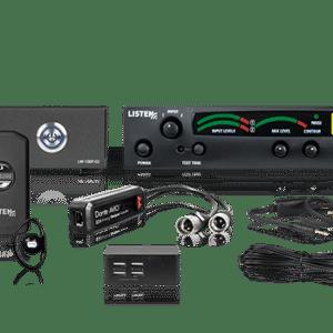 Combo System RF & Wifi w/Dante