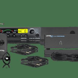 Combo System Advanced RF & WiFi w/Dante