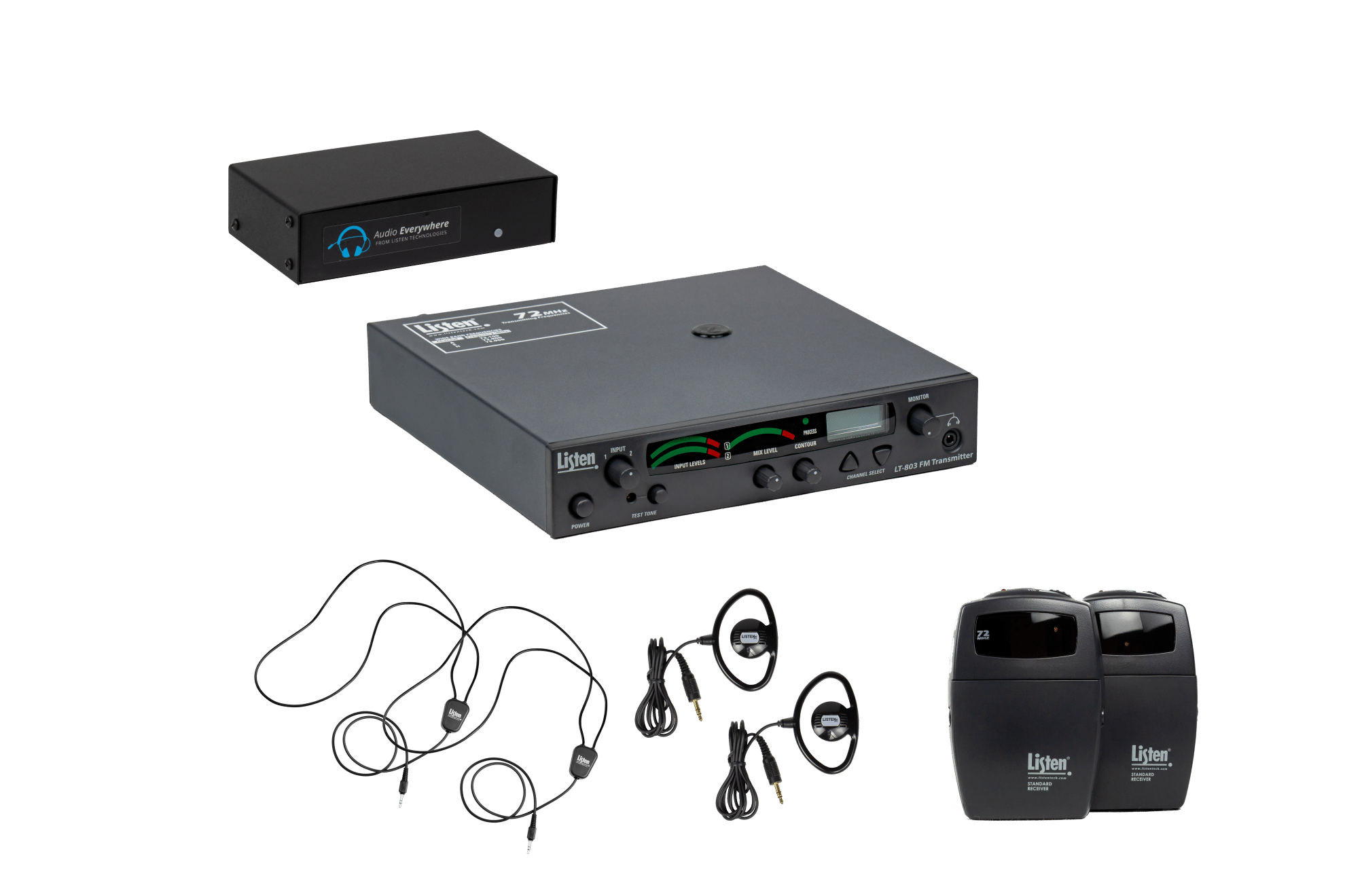Wi-Fi/RF Base System - Listen Technologies