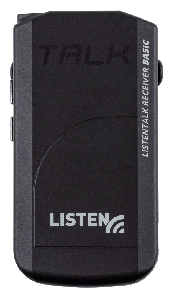 Product view of ListenTALK Receiver Basic