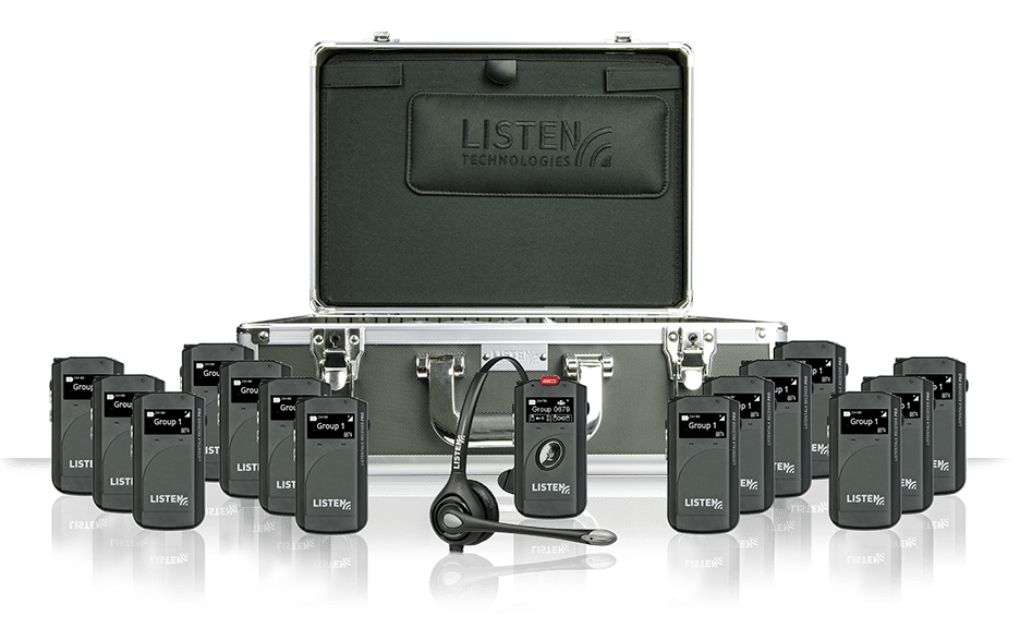 ListenTALK Two-Way Communication System