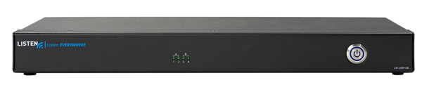 LE WiFi 4 Channel Server