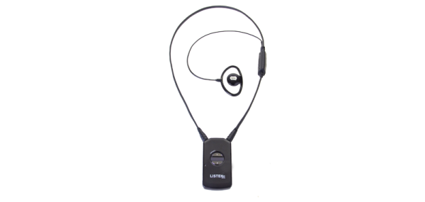 Intelligent DSP IR Receiver with neck loop and earspeaker