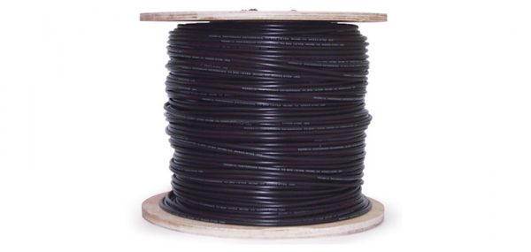RG-58 50 Ohm Coaxial Cable measured and cut by the foot