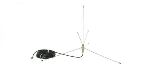 Ground Plane Remote Antenna (216 MHz)
