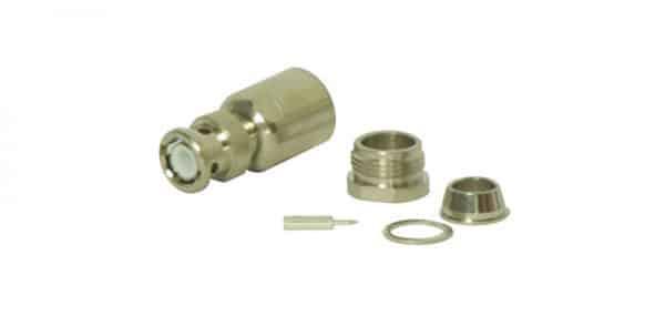 Product image of RG-8 BNC metal connectors