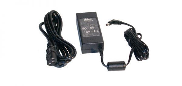 Product photo of the power supply cord