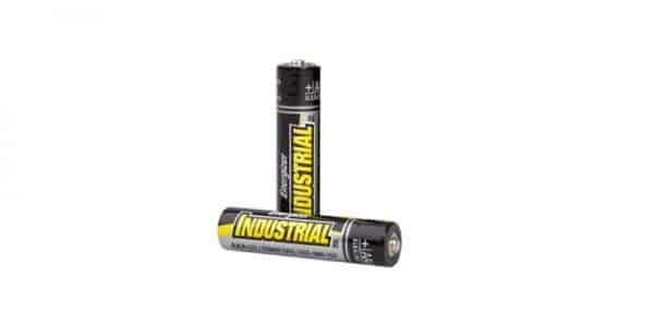 High Capacity AA Alkaline Batteries (2)