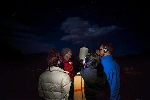 Multi-language tours at Tekapo Stargazing using HearMe tour guide systems