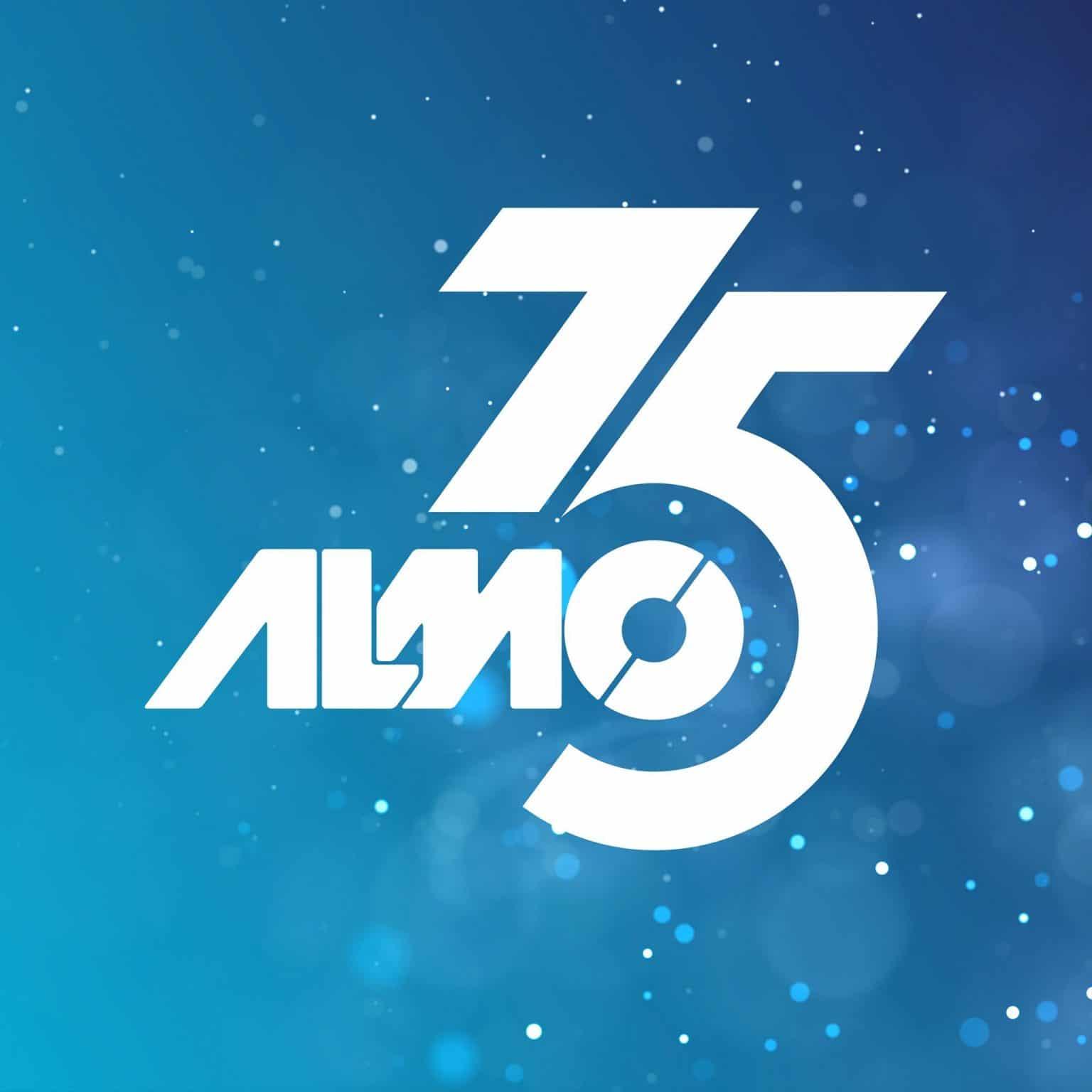 Almo 75 logo in color