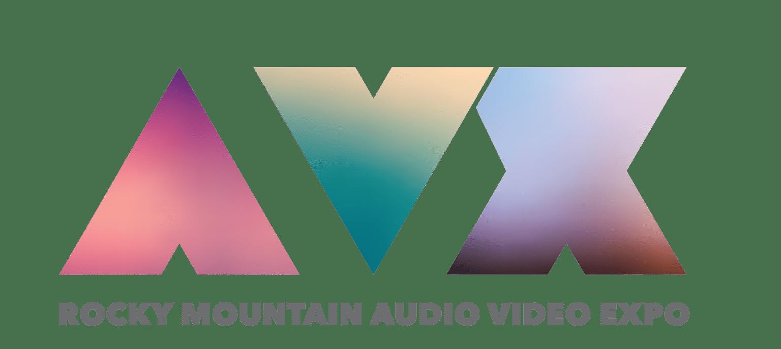 Rocky Mountain Audio Video Expo Logo in color