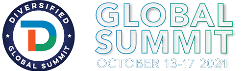 Logo for Diversified Global Summit
