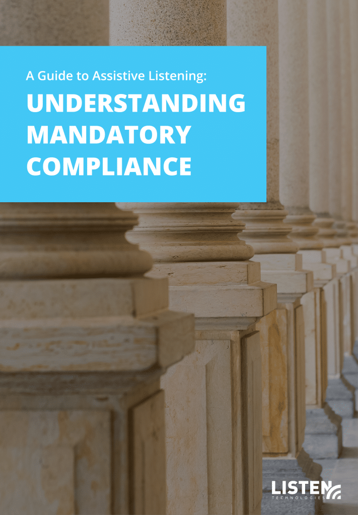 """Thumbnail preview of the """"Understanding Mandatory Compliance"""" brochure."""